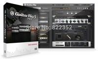 NAtive Instruments Guitar Rig 5 Pro V5.1.0 MacPc guitar amplifier /effector/software