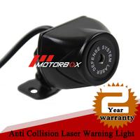 Rainproof Anti Collision Laser Warning Light Security System for All Models Car Truck Tractor 12V 24V Laser Anti Laser Fog Lamp