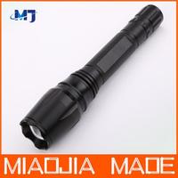 1800Lum ZOOMABLE CREE XM-L T6 LED 2x18650 FLASHLIGHT TORCH ZOOM LAMP LIGHT