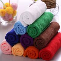 8 colors/lot microfiber luxury bath towel micro fibre cloths