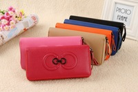 Free Shipping women wallet  PU Leather wallet High Quality women purse