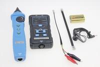 F08369 FWT01 Multifunction Network Tester LAN Ethernet Wire Tracker Finder Meter Telephone Line Tester Electronic