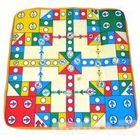 Crawling mat game pad summer mat oversized flight chess flight chess carpet mat climb a pad