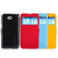 Popular Nillkin Fresh Leather Flip Case Cover For LG G Pro Lite D684 D686 D680 2014 Tonsee8