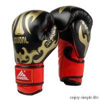 2014 new high quality PU boxing gloves sandbag gloves Taekwondo Wushu Sanda training gloves