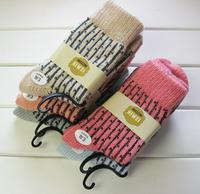 Winter thick paragraph The thermal comfort of the rabbit wool socks, cotton socks rabbit wool socks