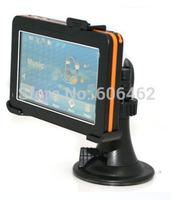 HT-043A  4.3''  SPortable GPS Navigation  MTK3351  500MHZ CPU  128MB flash 256MB memory FMT Car  GPS Navigation System