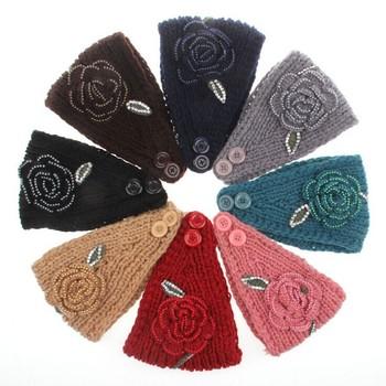 CROCHET GIRLS EAR WARMERS – Only New Crochet Patterns