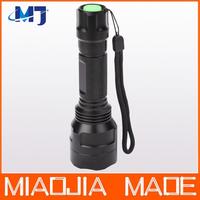 C8 CREE XML T6 5-Mode 1800 Lumen LED Flashlight Torch