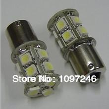 12v DC led 5w  CAR Auto  Turn Signal Corn Lights White Maintenance Replacement Spare Parts La Luz de Coche Lumiere–1156/BA15S