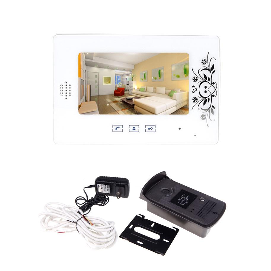 Дверной звонок OEM 7 TFT LCD H10664 вольтметр oem lcd