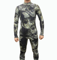 Camouflage wetsuit camo wetsuit 3mm neoprene spearfishing fish hunting wetsuit diving suit high quality