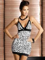 Fashion New 2014 Sleeveless Deep V Neck Women Dresses Free Shipping Bandage Short Mini Clubwear Summer17545