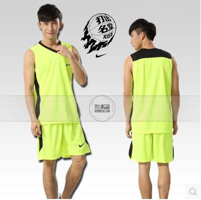 Basketball clothes Men basketball clothing family fashion child basketball jersey training suit jersey(China (Mainland))