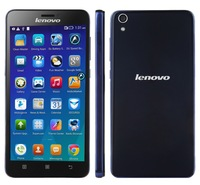 Original Lenovo S850 5.0 inch Cell Phones Android 4.4 MTK6582 Quad Core 1.3GHz IPS Front 5.0MP Rear 13.0MP Camera 16G ROM WCDMA
