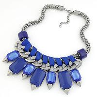 2014 Bohemia Statement Necklace Fine Jewelry Wholesale Temperament Chunky Choker Necklace colares femininos XL0546