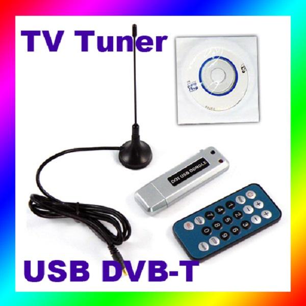 Mini Digital USB2.0 DVD CD TV DVB-T Dongle HDTV PC Tuner Recorder Receiver For Windows 2000 XP Vista For Win 7 USB2.0 Interface(China (Mainland))
