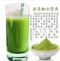 Premium 50g Japanese Matcha Green Tea Powder 100% Natural Organic slimming tea reduce weight loss food free shipping wholesale