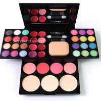 eye shadow maquiagem naked palette brand cosmetics paleta de sombras primer pigment blusher lip Gloss foundation powder tool
