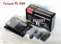 Original TECSUN PL-880 Portable Digital Radio Receiver PLL FM/MW/LW/SW SSB Synthesized Full Band Stereo Fm Radio PL880