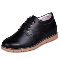 C165 _1Hot  Sale New Arrival  Fashion  Men's  Casual Elevator  Shoes Gain   2.5 Inches Taller