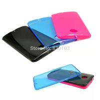 Transparent Jelly TPU Soft Cover For Motorola Nexus X XT1100 XT1103 Case For Google Nexus 6