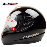 Free shipping!New Brand LS2 FF-398 motorcycle helmets kart racing full face helmet winter Anti Fog visor lens capacete ECE