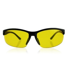 HD High Definition Polarized Sunglasses Night Vision Glasses Driving Yellow Lens Classic Aviator Anti glare glasses