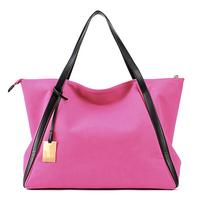 NEW 2014 fashion all-match suede leather women's handbag big bag European and American style women shoulder bag casual women bag