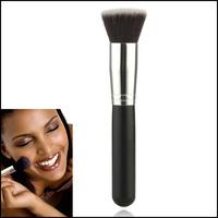 Flat Top Buffer Foundation Powder Cosmetic Tool Salon Make Up Brush Professional Single Basic Brush