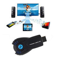 20pcs/lot High Definition USB iPush DLNA Miracast Wifi Display HDMI TV Dongle Receiver Wireless Transmitter