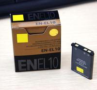 Hot Sale EN-EL10 EN EL10 Camera Battery for Nikon MH-63 S80 S200 S203 S210 S220 S230 S500 S510 S520 S570 S600 S700 S800 S3000