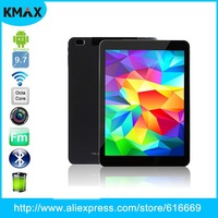 9.7 inch Cube Talk 9X U65GT Tablet PC MT8392 Octa Core 2G/32G IPS 2048x1536 Camera 2.0MP/5.0MP Android 4.4 3G Phone Call