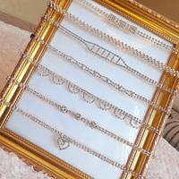 10pcs/lot women's blingbling Rhinestone headband crystal hair bands luxurious crown Hair Jewelry hair accessories