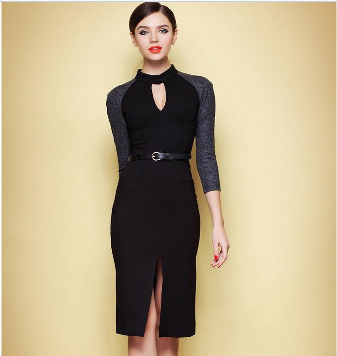 цена Женское платье Wonderland Top Design GM2005 онлайн в 2017 году