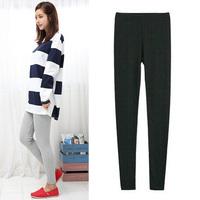 2015 Spring Women Casual Leggings 6 Color Cotton Render Pants Ladies' Fashion Elastic Stripes Skinny Leggings BSL116