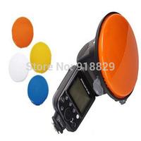 Falcon Eyes SGA-CF 3 Color Gels Diffuser for SGA-K9 Flash Adapter Kit Accessory for Canon Nikon YONGNUO Flahes