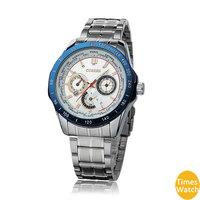 2014 New Curren 8150 Watches Men Luxury Brand Hot Design Military Sports Wristwatches Quartz Full Steel  Business Men Watch