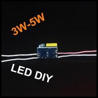 10pcs/lot 3-5W led driver transformer lamp driver 85-265V input for E27 GU10 E14 LED lamp high quality and freeshipping