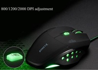 X-LSWAB L9 laser wired mouse , super game playing mouse, suitable for both desktop and laptop gaming mouse optical cable mouse