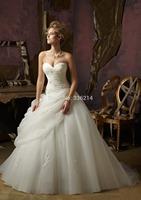 2015 Sexy Ball Gown Wedding Dress Bridal Gown Bride Dresses Vestido De Noiva Custom Size 2 4 6 8 10 12 14 16 18 20++