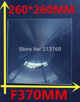 Square  Fresnel Lens 260*260MM  Focal length 370mm Solar energy condenser lens ,High pervious to light,260*260MM F:370  Lens