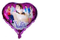 Wholesale 500pcs/set 18inch Foil Violetta Balloons Party Decoration Violetta Cartoon Balloon A-21