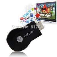 EZcast M2 media player ipush TV stick DLNA Miracast Airplay better than google chromecast compliant Windows IOS Andriod