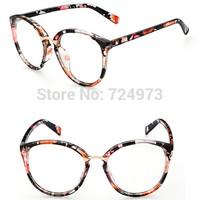 Vintage big frame design hot sale unisex outdoors fashion eyeglasses frames/optical frame fashion glasses student glasses frame