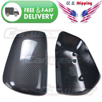 for 08-14 Mitsubishi Lancer EX Evolution X EVO 10 Carbon Fiber 1:1 Replacement Mirror Covers