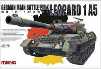 Meng TS-015 1/35 scale  GERMAN MAIN BATTLE TANK LEOPARD 1 A5