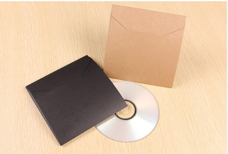 cd Case Brown cd Envelope