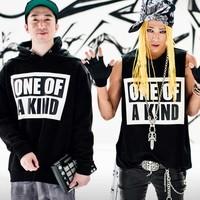 New 2015 Woman /Men Fashion one of a kind print hoodies Hip Hop Sweatshirts & hoodies Plus size Brand CC costumes
