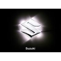 LED Car Tail Logo Auto Badge Light White light for Suzuki Swift SX4